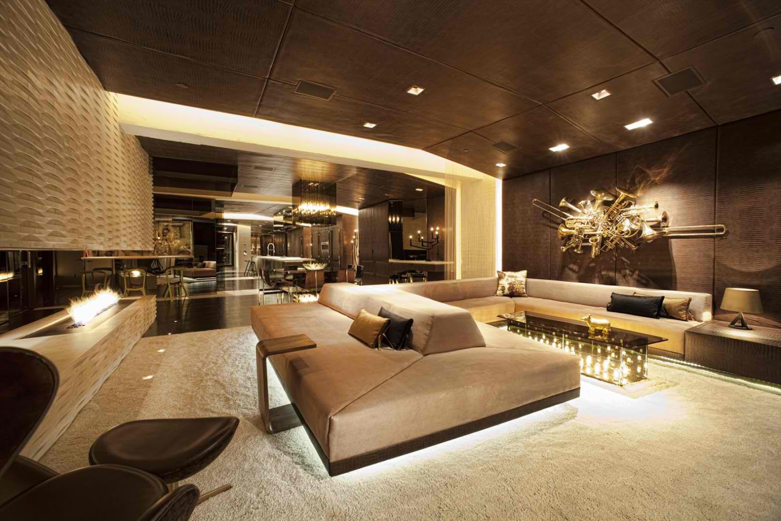 Home Luxury Interior Design Gallery Extreme Yacht Styling Ideas